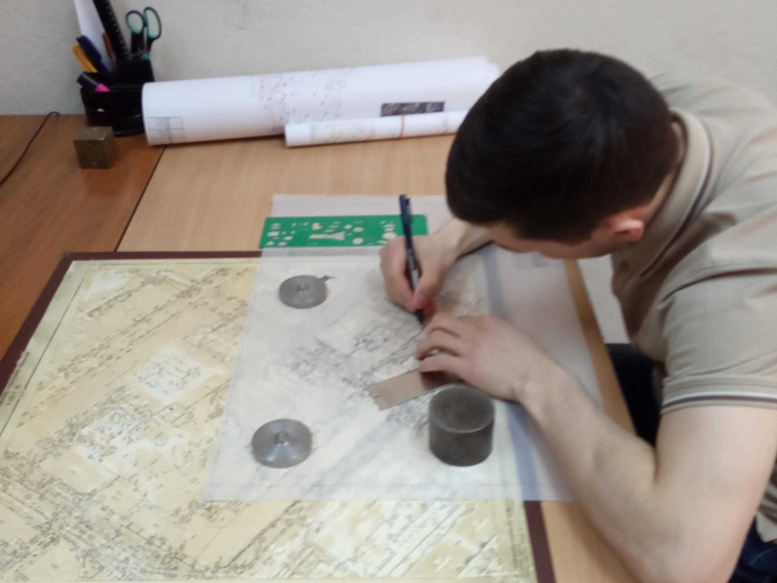 Геологические изыскания. Составление документации.